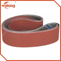 Factory Made Abrasive Sanding Belts For
