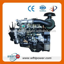 CNG engine for generator use