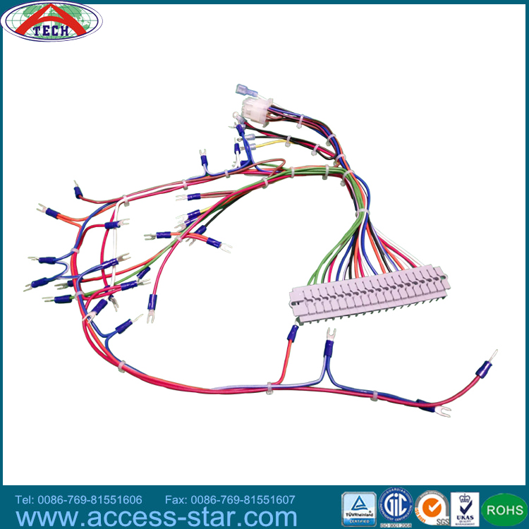Made in china oem electric wiring harness