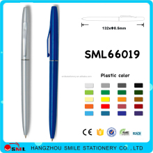 Simply Twist Plastic Ball Pen with logo for Ad Gifts