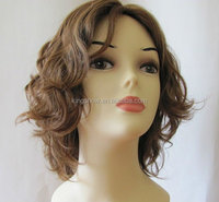 hand made high feedback no shedding 100% best quality indian woman human hair full lace wigs
