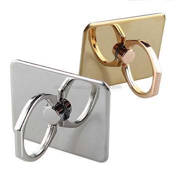Popular Zinc Alloy Metal Type Wholesale Cheap Bulk Custom Ring Phone Holder