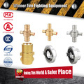 ul fm pipe hanger strong style color fire strong hose couplings