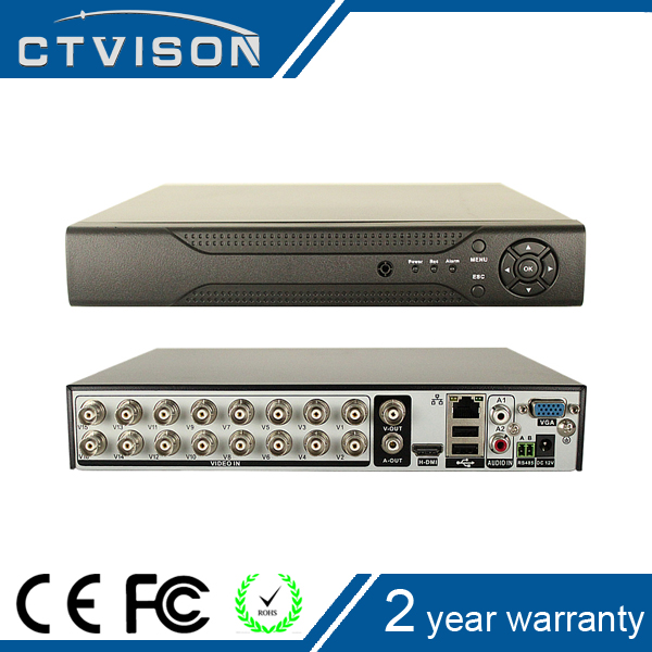 2016 hot popular fashionable factory direct price dvr cms 16 ch 1080p h 264 compression dvr
