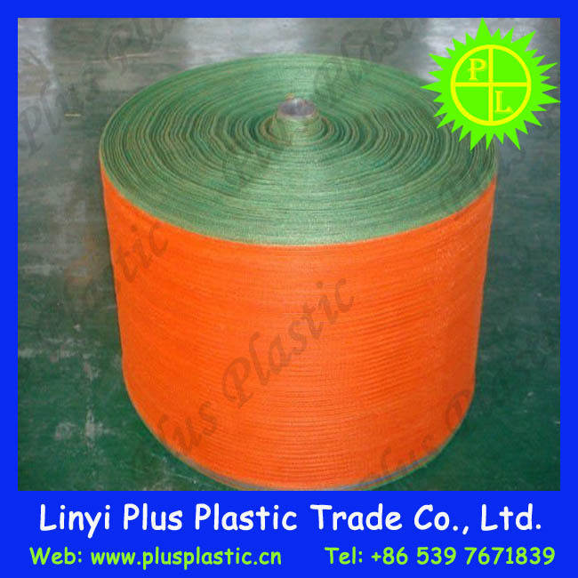 food grade plastic mesh bags for packing onion/potato/orange