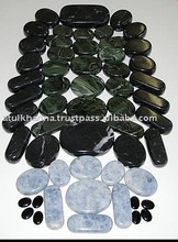Hot Massage Stone Set , jade massage stone