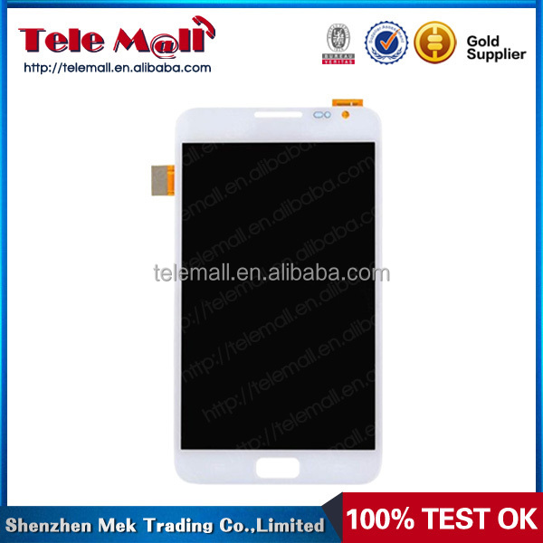 Touch Screen Display glass panel For Samsung Galaxy Note 1 N7000 i9220 lcd note 1 lcd