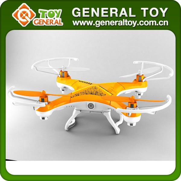 YD826 New Design 2.4G 4CH Gyro UFO Aircraft Drone With HD Camera