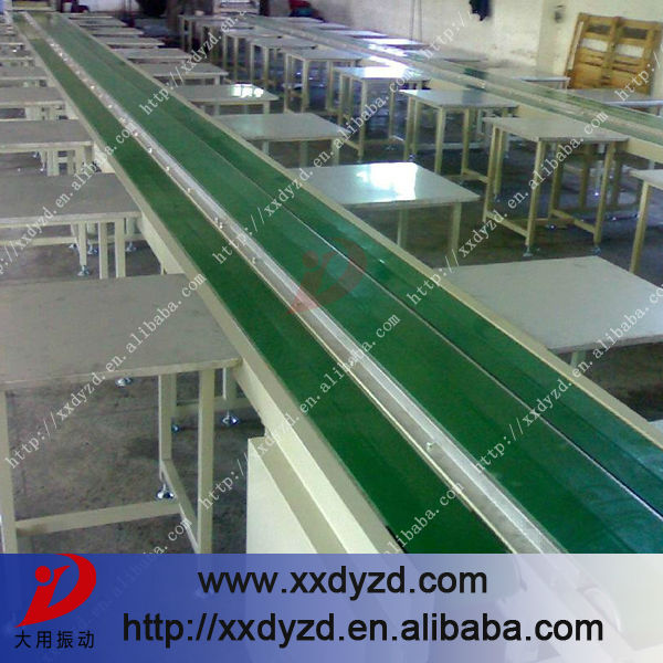 China high quality food industry belt convey