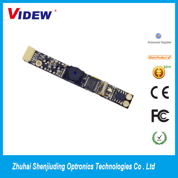 2.0M 120 FOV notebook webcamera keyboard module