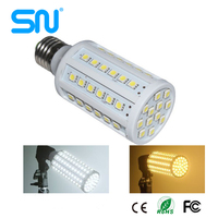 China supplier plastic cover CE rohs 10w e27 corn light led lamp