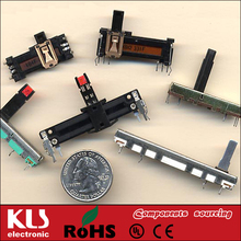 Good quality 10k linear rotary potentiometer ISO9001 UL CE ROHS 18