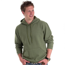 Build your brand oversized Kangaroo Pocket xxxxl custom hoodie