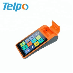 Telpo TPS570 New design mobile por top-up pos device with Thermal Printer