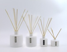 Luxury Aroma Reed Diffuser With Rattan Sticks For Gift Set