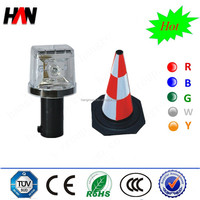 Red Color chimney led aviation warning light, aviation barricade light