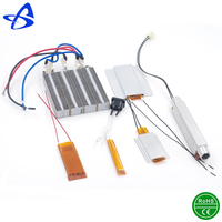 China alibaba trade assurance supplier 12V electric heating elements ceramic PTC heater