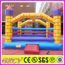 Inflatable bouncy castle beds for adult and kids