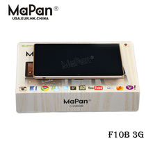 10.1inch dual CORE 3G GSM tablet PC FCC,dual sim card slot android 4.4 OS Tablet PC MaPan F10B 3G