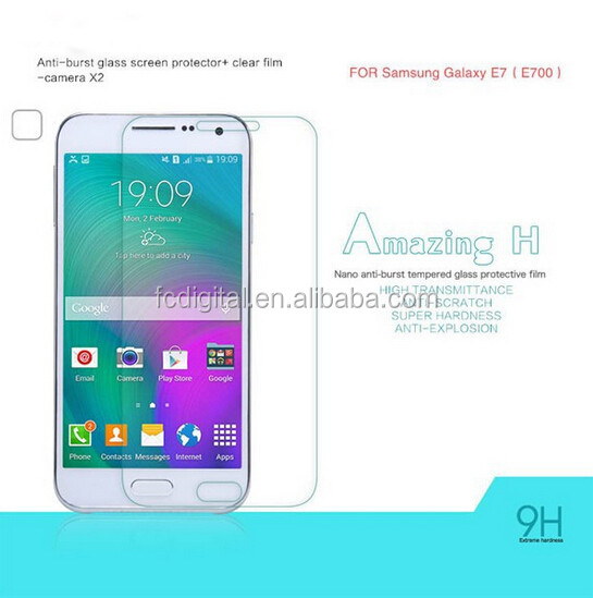 Tempered Glass Screen Protector for Samsung J5 Prime
