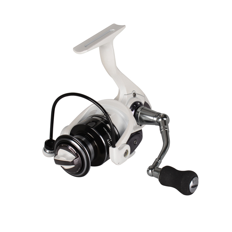 Al. spool and high quality CNC handle colorful Saltwater reel fishing