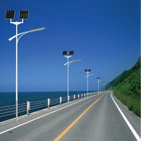 Solar Panel Separated High Power Outdoor 50W Led Solar Street Lights
