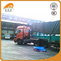 Hot sale low price coated tarp pvc tarpaulin truck cover