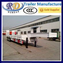 New style antique low bed semi trailers and truck trailers
