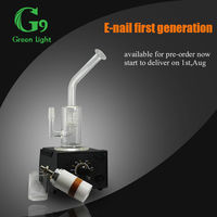 2014 the supreme electronic cigarette with newest design of electronic cigarette bubbler pipe