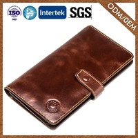 Supplier Modern Style Casual Soft Leather Coin Purse