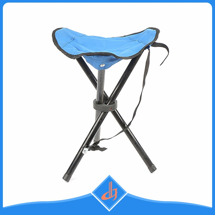 Manufacture Portable Lightweight Foldable Sitting Stool