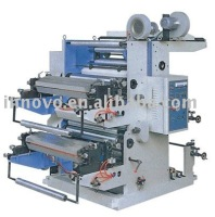 Two Colors Flexo Printing Machine plastic bag flexo printing machine ZT-2600/ZT-2800/ZT-21000