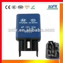HYUNDAI automobile relays,12V 30A DECO auto relay