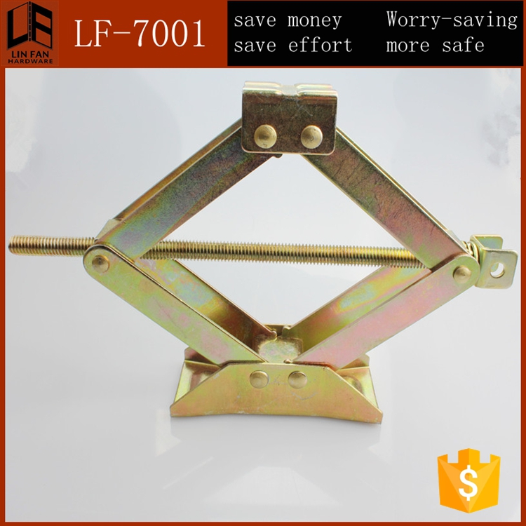 high quality automatic tools 12v car jack scissor screw jack