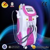 2017 newest beauty equipment with e-light ipl rf nd yag laser for beauty salon spa