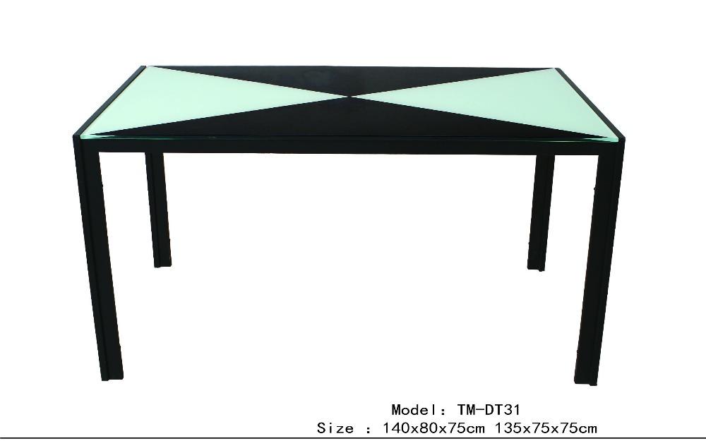 2016 durable elegant design living room tempered glass