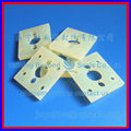 semitransparent yellow square PU_pu gasket_rubber PU square gasket_square gasket