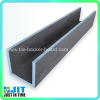 angled pipe insulation board