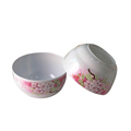 Melamine is hassle free Chinese style melamine rice bowls