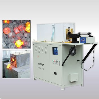 200KW Bolt and Nuts hot forging Induction heating machine