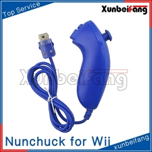 Video Game Accessory For Wii Mini Nunchuck Blue