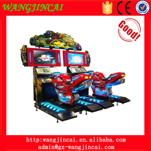 coin operated pop motor bike amusement games machine motorcycles speed racing arcade video games for sale