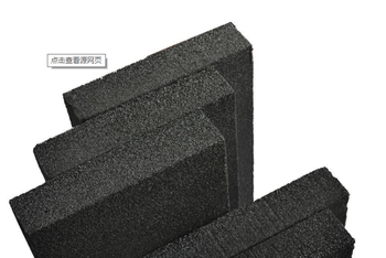 Heat Insulation Rubber Foam Sheet with FM Approved