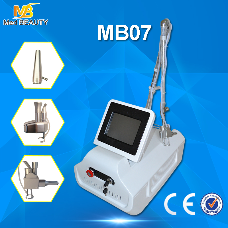 Skin rejuvenation vaginal tightening co2 laser spare parts for co2 fractional