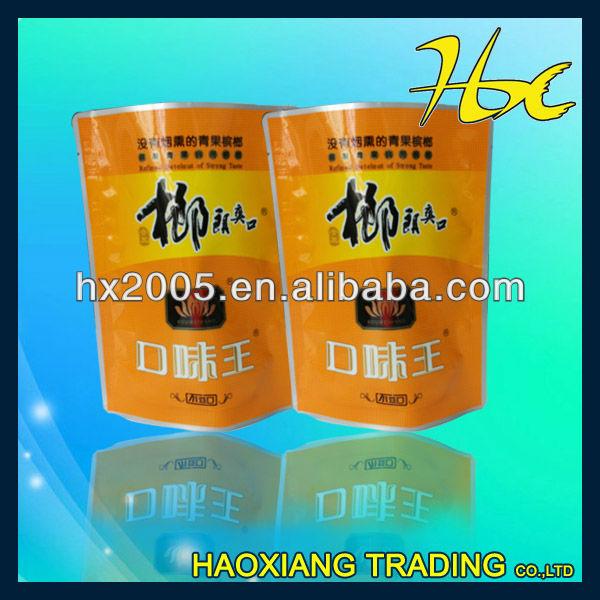 original fabrico de chá sacos de materiais de embalagem