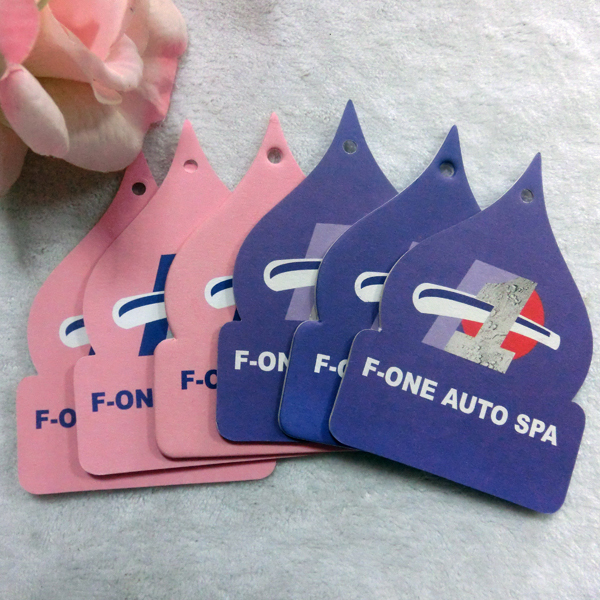 Fashional design promotion gifts car vent clips air freshener