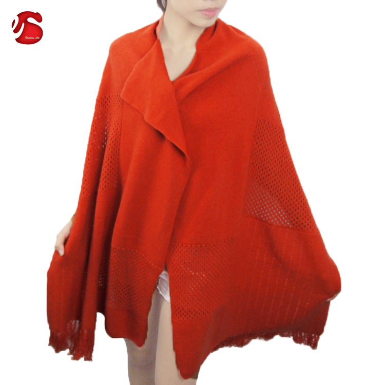 In Stock Cambodia Custom Printed Best Quality Top Elegant Ladies Red Color Shawls Scarf Classic Tippet Wraps Blanket Lady Scarf