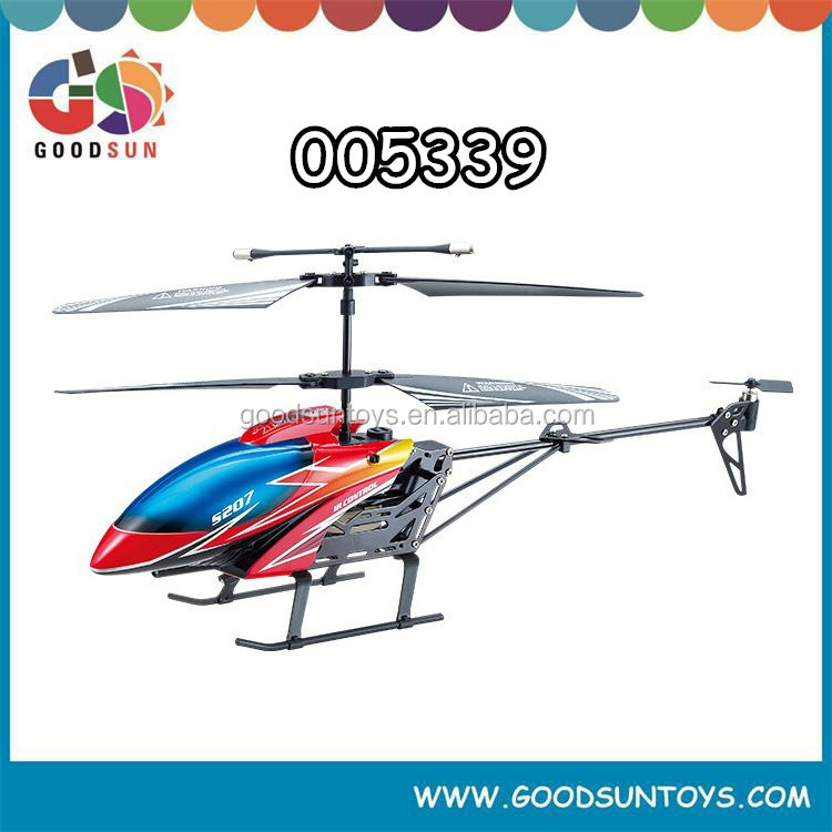 Shantou jiayang toys 3.5 channel red frared radio control helicopter with certificate 005339