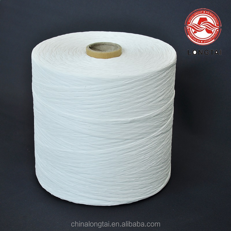 fibrillated polypropylene filler yarn from china factory for cable