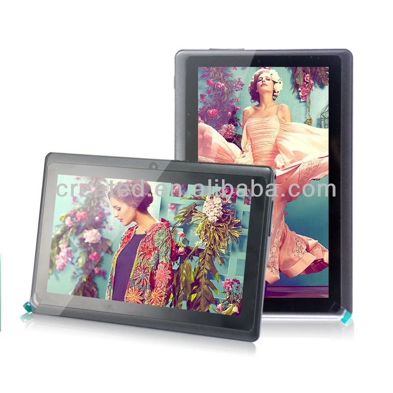 high quality q88 allwinner a13 7 inch tablet pc mid android 4.0
